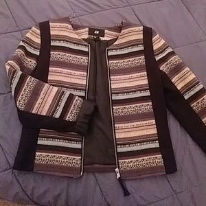 H&M Modern Bo-Ho Jacket